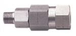 Поворотная муфта для консоли 28.3350.80 и 28.3540.80,  нержавеющая сталь