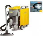 Трехфазный промышленный пылесос для сухой уборки AZ 45 380 V