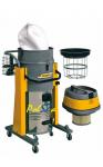 Промышленный 3-х турбинный пылесос для сухой уборки Ghibli AS 40 KS 220 V (3 motors)