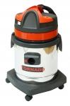 Пылесоc для влажной и сухой уборки TORNADO 215 Inox (бак из нержавеющей стали)