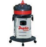 Пылесос для влажной и сухой уборки PANDA 504 JUSTO INOX с розеткой 1,5 кВт